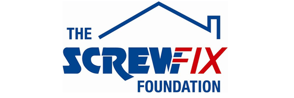 leicester counselling centre screwfix foundation logo